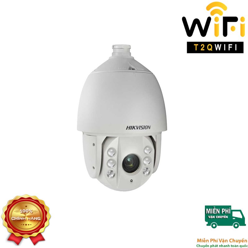 Camera HD-TVI SPEED DOME - PTZ 2MP HIKVISION DS-2AE7225TI-A