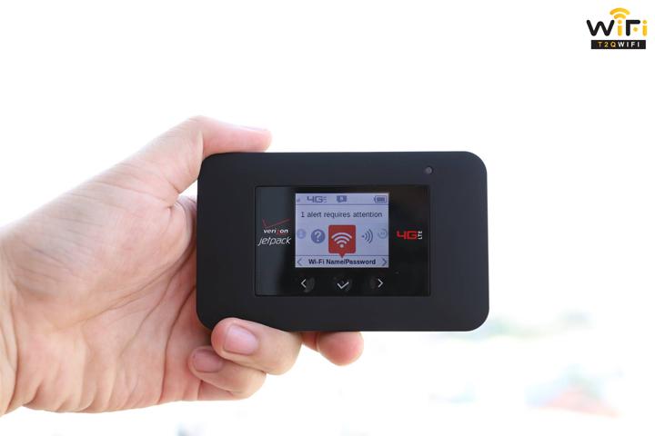 Tính năng của thiết bị phát wifi 4G