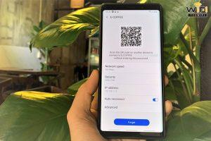 Hướng dẫn cách lấy và dùng QR trên Android và điện thoại Xiaomi