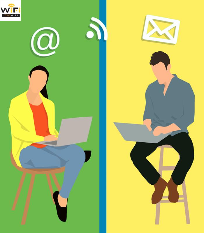 Cách chặn vấn đề theo dõi khi dùng chung wifi