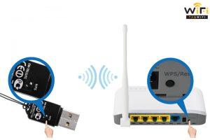 Cách thiết lập kết nối wps wifi trên tivi
