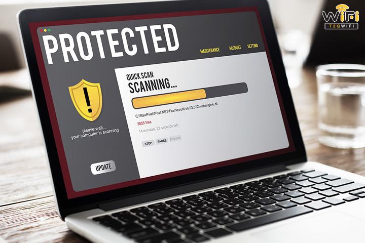 Lỗi laptop không tìm thấy tên mạng wifi muốn kết nối
