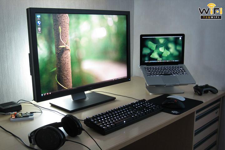 Hướng dẫn kết nối wifi laptop
