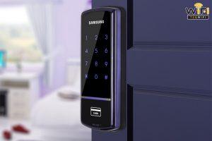 Một số ứng dụng của hệ thống khóa cửa từ thông minh