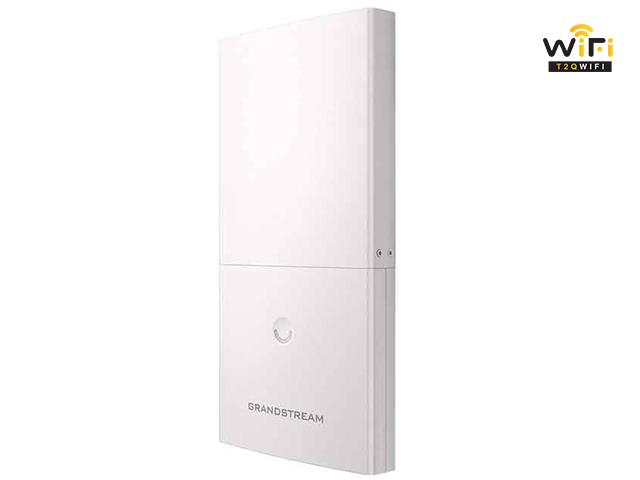 Thiết bị Grandstream GWN7600LR phát sóng wifi ngoài trời cao cấp