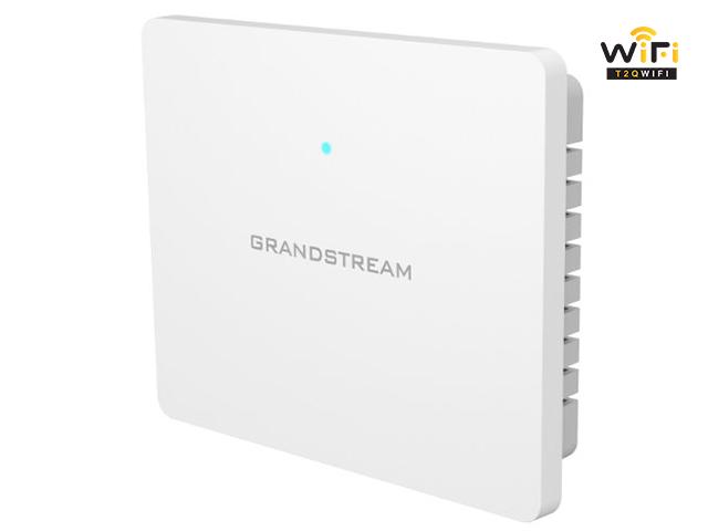 Thiết bị Grandstream GWN7602 chuyên phủ sóng wifi ở phạm vi nhất định