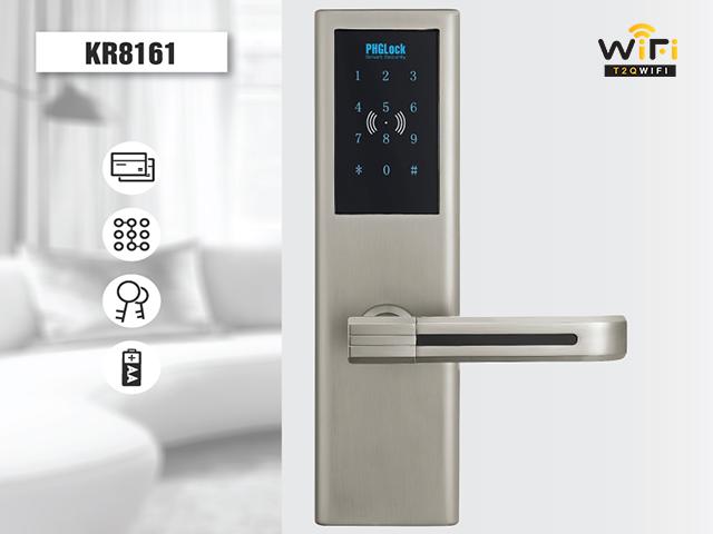 Đặc tính kỹ thuật của khóa cửa điện tử PHGLock KR8161
