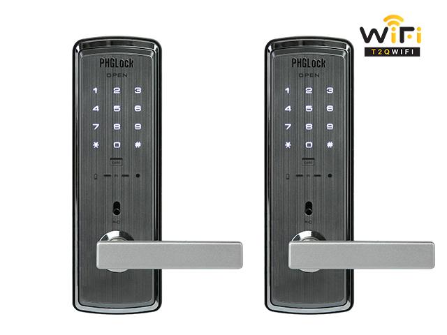 T2QWIFI cung cấp Khóa cửa điện tử PHGLock KR9700 chính hãng