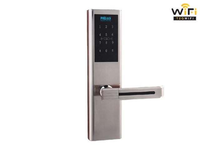 Khả năng bảo mật cực cao của khóa cửa điện tử