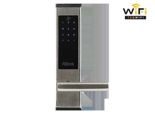 T2QWIFI chuyên cung cấp khóa cửa điện tử PHGLock KR7203 chính hãng, giá tốt