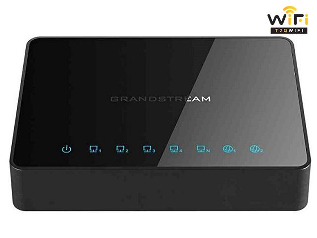 Thiết bị tiêu biểu của dòng router cân bằng tải Grandstream