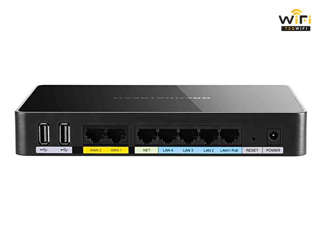 T2QWIFI chuyên cung cấp Router cân bằng tải Granstream chính hãng