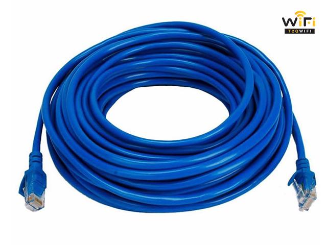 Các loại dây cáp mạng được sử dụng hiện nay