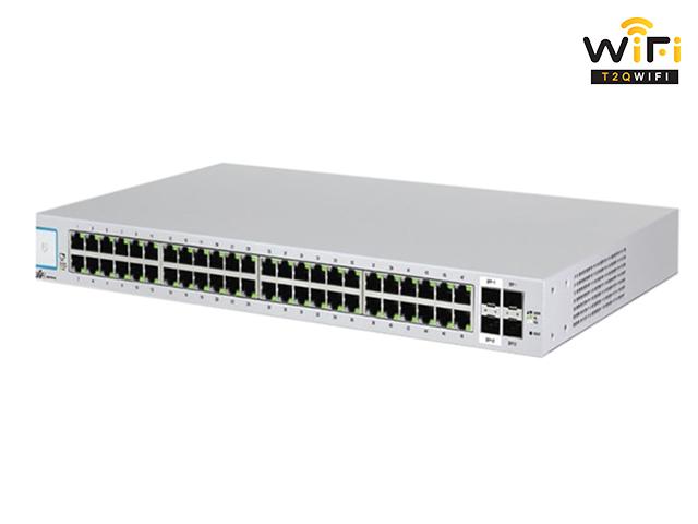 Thiết bị chuyển mạch UNIFI SWITCH US-48-750W giá rẻ tại T2QWIFI