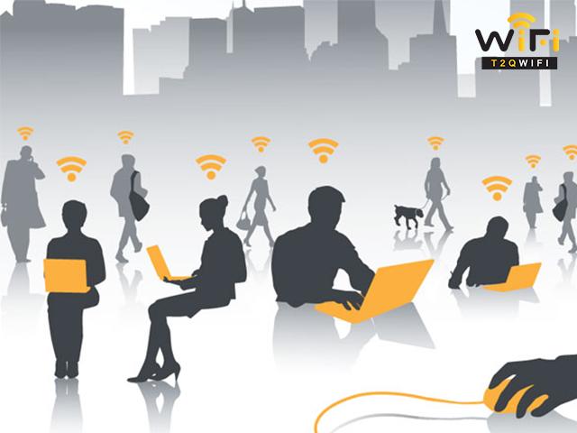 Lắp đặt hệ thống wifi sử dụng trong doanh nghiệp hiệu quả