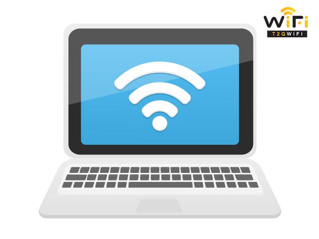 Xử lý bộ nhớ khi laptop bắt wifi yếu