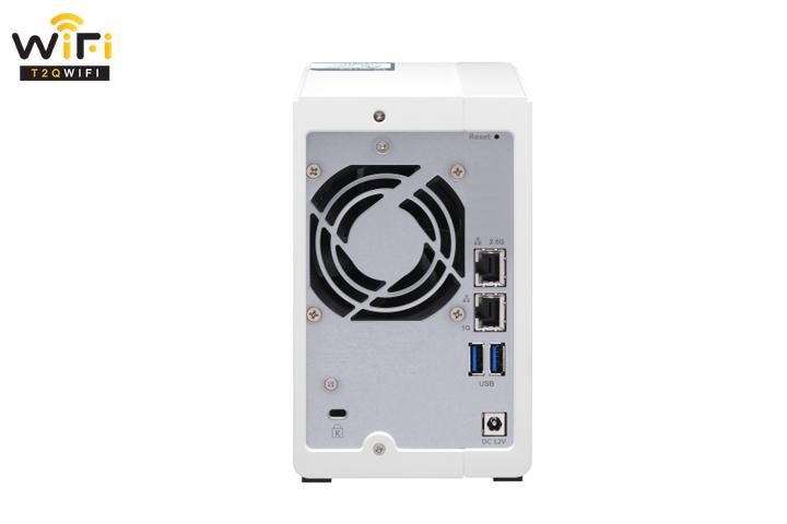 Địa chỉ mua thiết bị lưu trữ QNAP TS-231P3-4G uy tín nhất