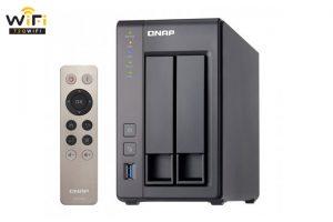 Giới thiệu về thiết bị lưu trữ QNAP TS-251+-2G