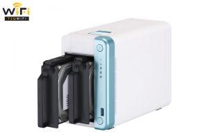 Giới thiệu về thiết bị lưu trữ QNAP TS-251D-4G