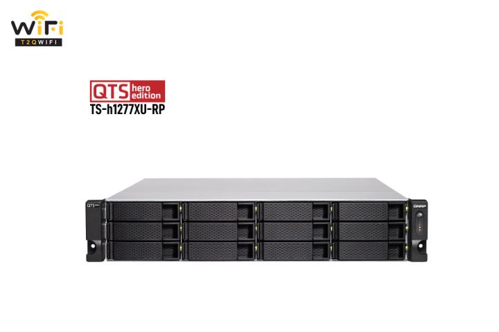 Thiết bị lưu trữ QNAP TS-h1277XU-RP-3700X-128G