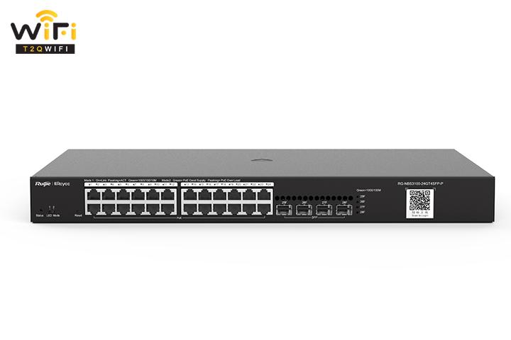 Switch Ruijie Reyee RG-NBS3100-24GT4SFP-P
