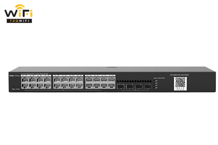 Switch Ruijie Reyee RG-NBS3100-8GT2SFP-P