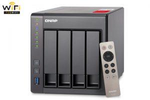Giới thiệu về thiết bị lưu trữ QNAP TS-451+-8G