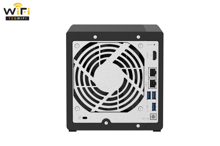 Địa chỉ bán thiết bị lưu trữ QNAP TS-451D2-4G chính hãng, giá tốt