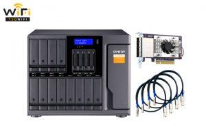 Giới thiệu về bộ mở rộng QNAP TL-D1600S