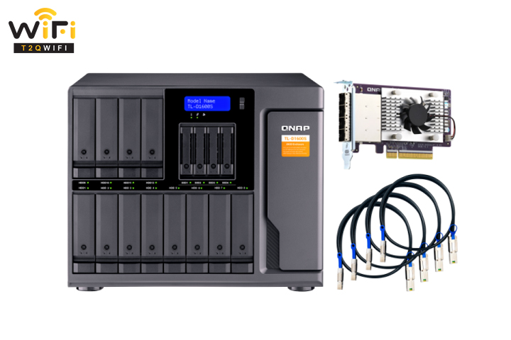 Bộ Mở Rộng QNAP TL-D1600S