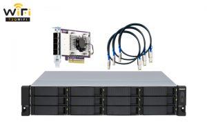 Giới thiệu về bộ mở rộng QNAP TL-R1200C-RP
