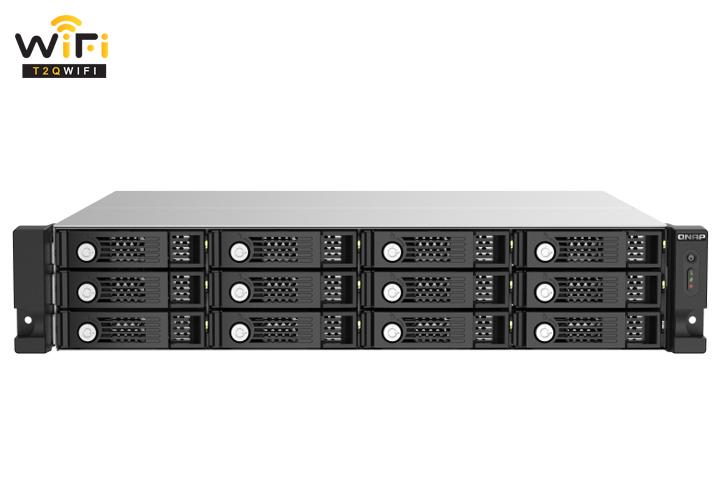 Vì sao nên thiết bị QNAP TL-R1220Sep-RP tại T2QWIFI?