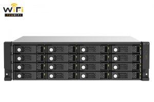 Lý do nên mua QNAP TL-D1600S-RP tại T2QWIFI