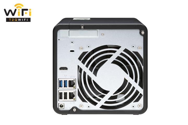 Vì sao nên chọn mua thiết bị lưu trữ QNAP TS-453D-4G tại T2QWIFI