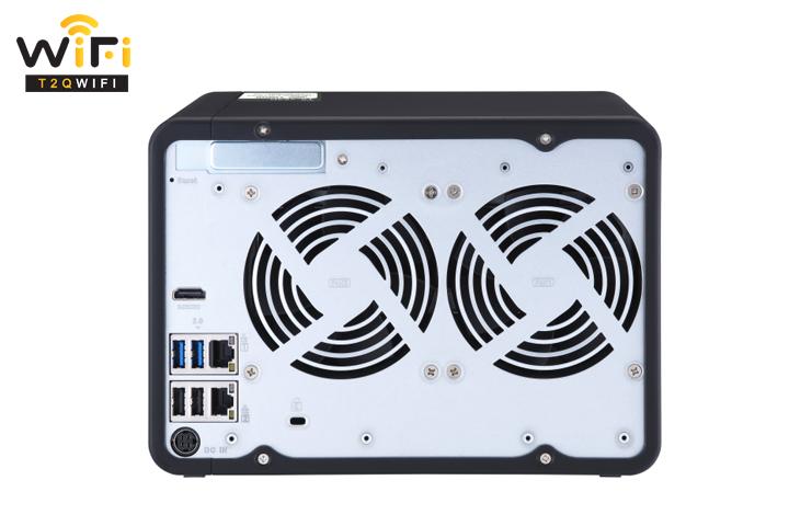 Lý do nên chọn mua thiết bị lưu trữ QNAP TS-653D-8G tại T2QWIFI