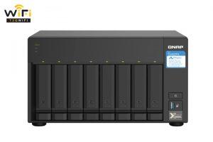Giới thiệu về thiết bị lưu trữ QNAP TS-832PX-4G