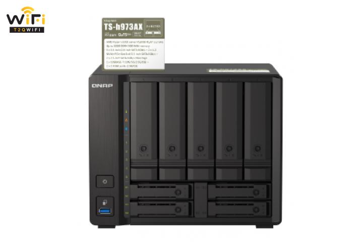 Thiết bị lưu trữ QNAP TS-h973AX-32G