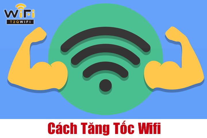 Hướng dẫn cách tăng tốc độ wifi win 10 nhanh nhất