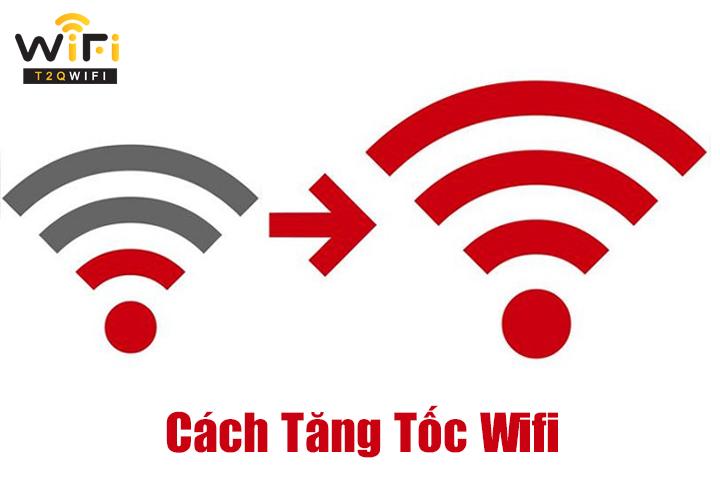 Những yếu tố ảnh hưởng đến tốc độ mạng Wifi