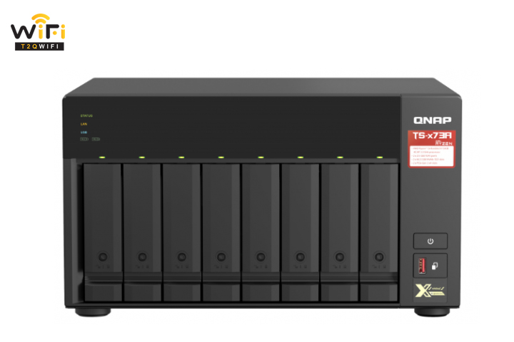 Thiết bị lưu trữ QNAP TS-873A-8G