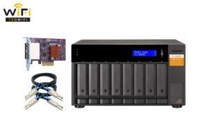 Một số đặc điểm nổi bật của bộ mở rộng QNAP TL-D800S