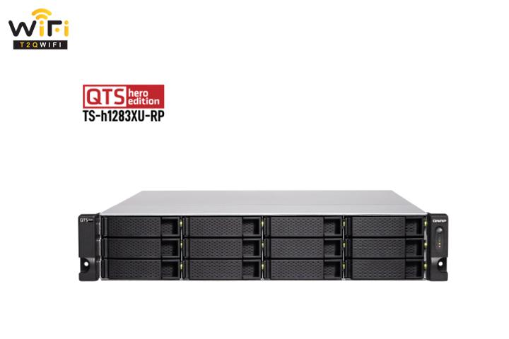 Thiết bị lưu trữ Qnap TS-h1283XU-RP-E2236-32G